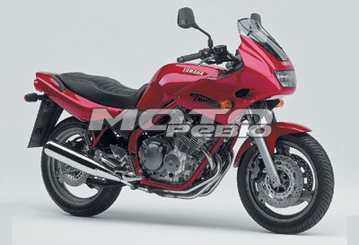 Yamaha XJ400S Diversion